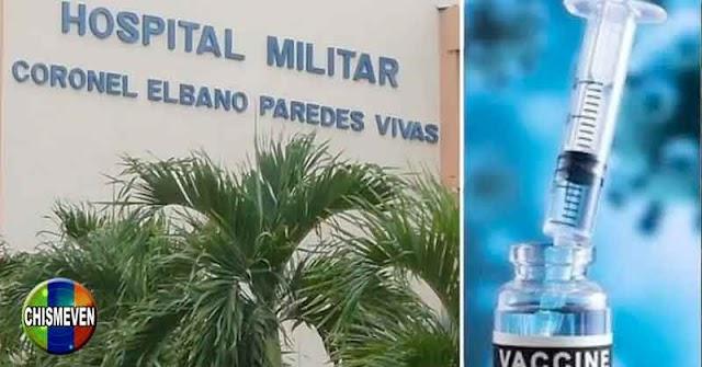 APENAS   4 Enfermeras y 3 Militares detenidos por vender las vacunas en Maracay