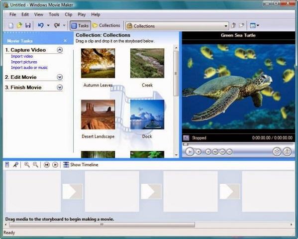 Download Windows Movie Maker 2.6 cho Win 7. Win 8. Win 10