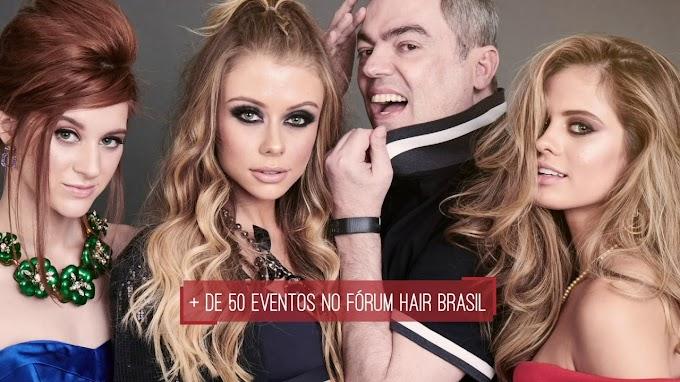 Fórum Educacional Hair Brasil 2021
