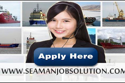 Recruitment Crew For AHTS, Jackup Barge, Bunker Tanker, VLCC, Aframax, Bulk Carrier Vessel