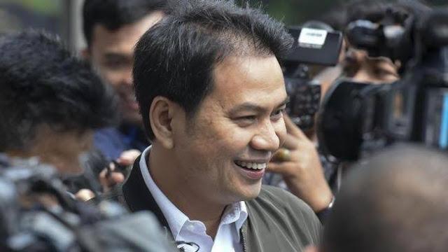 Kenalkan Penyidik KPK-Walkot Tanjungbalai, Azis Syamsuddin: Al-Fatihah