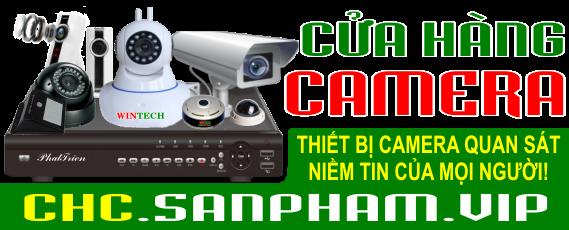CỬA HÀNG CAMERA cHc