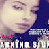 Cover Reveal: Warning Signs by Alexandra Moore