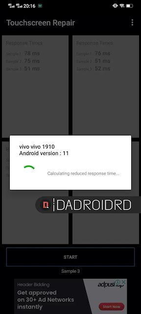 Cara perbaiki Touch Delay Android