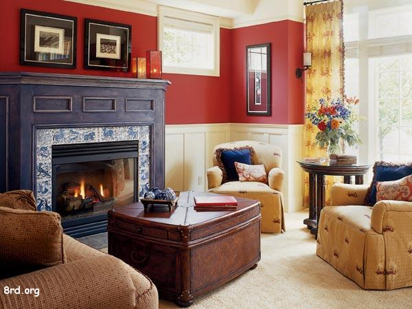 Living Room Paint Color Ideas: Living Room Painting Ideas For Great Home