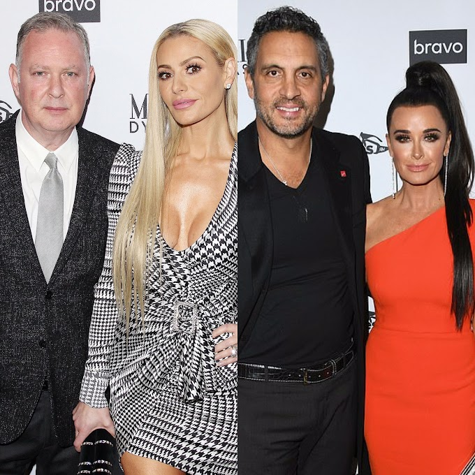 "Dorit Kemsley Says Season 11 Of  RHOBH Will ""Probably"" Premiere In ""Early Spring"" And Her Husband Paul 'PK' Kemsley Reveals His Favorite Housewife Aside From His Wife And Pokes Fun And Kyle Richards' Husband Mauricio Umansky!"