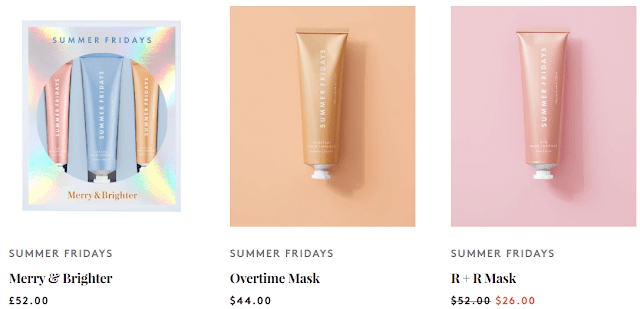 This Summer Fridays Mask Set Is The Ultimate Winter Skin Treat
