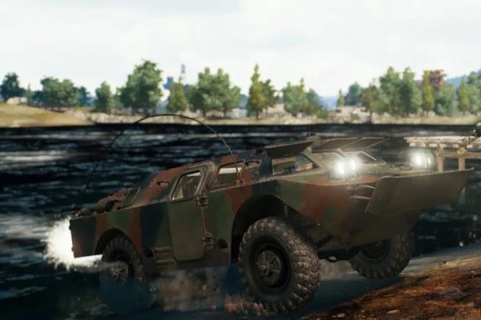 Player Unknown's Battlegrounds แพตช์ 30 เพิ่มยานพาหนะใหม่ ปืนและ ระเบิดใหม่