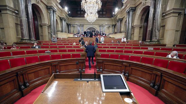 España: El Parlamento catalán recurre ante el Tribunal Constitucional la aplicación del artículo 155