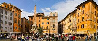 Piazza della Rotonda Rome