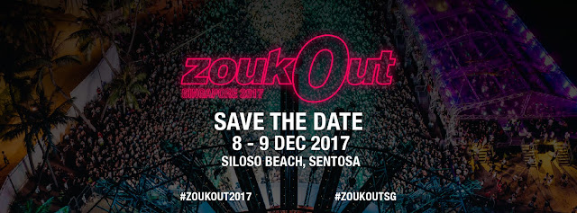 Zouk Out Singapore 2017 - Let's get the Party Started!