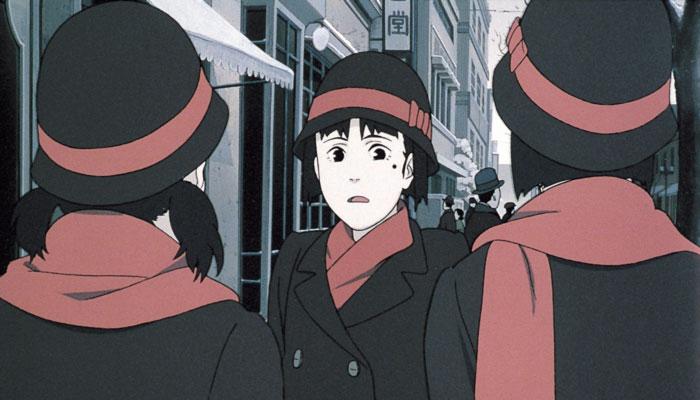 Millennium Actress anime film - Satoshi Kon - Selecta Visión
