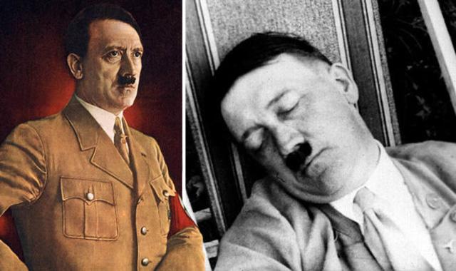 Adolf Hitler yang dipertanyakan kematiannya