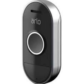 arlo audio doorbell review