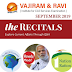 Vajiram and Ravi Recitals September 2019 Current Affairs PDF