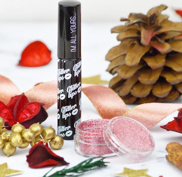 Instant Beauty Fix Products Review Beauty BLVD Glitter Lips Kit Vintage Pretty Lovelaughslipstick Blog