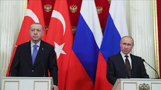 أردوغان: لا يمكن لتركيا القبول بقصف قوات النظام جوا وبرا على المدنيين في إدلب ووصفهم بالإرهابيين
