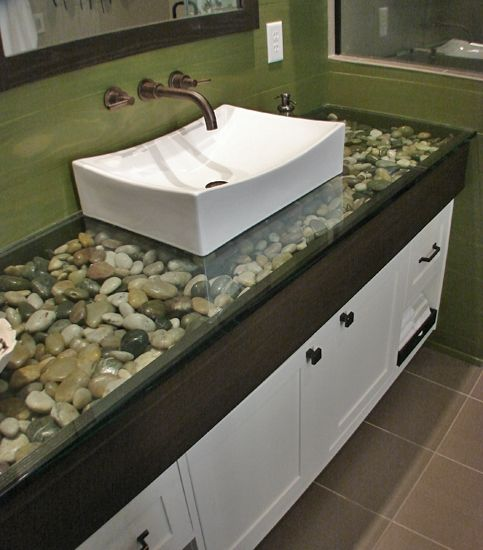 Incredible%2BIdeas%2BAdding%2BGlass%2Bwith%2BPebble%2Bin%2BYour%2BHouse%2BFlooring%2Band%2BFurniture%2B%25282%2529 25 Incredible Ideas Adding Glass with Pebble in Your House Flooring and Furniture Interior