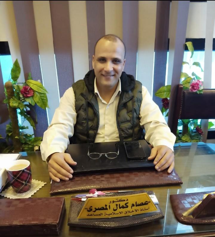 """"""" كلماتك لكمات تؤلمني """" بقلم الدكتور عصام المصري"""
