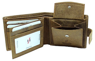 £14.44 Starhide Mens Designer High Quality Brown Distressed Hunter Vintage Leather