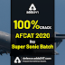 100% Crack AFCAT 2020: Buy Super Sonic Batch