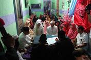 Kepala KUA Kecamatan Tambora Pimpin Ijab Kabul Pernikahan Ponakan Pimred Pewarta