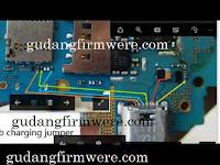 Jalur USB Charger Samsung Galaxy GT-I9060 ( Trick Jumper )
