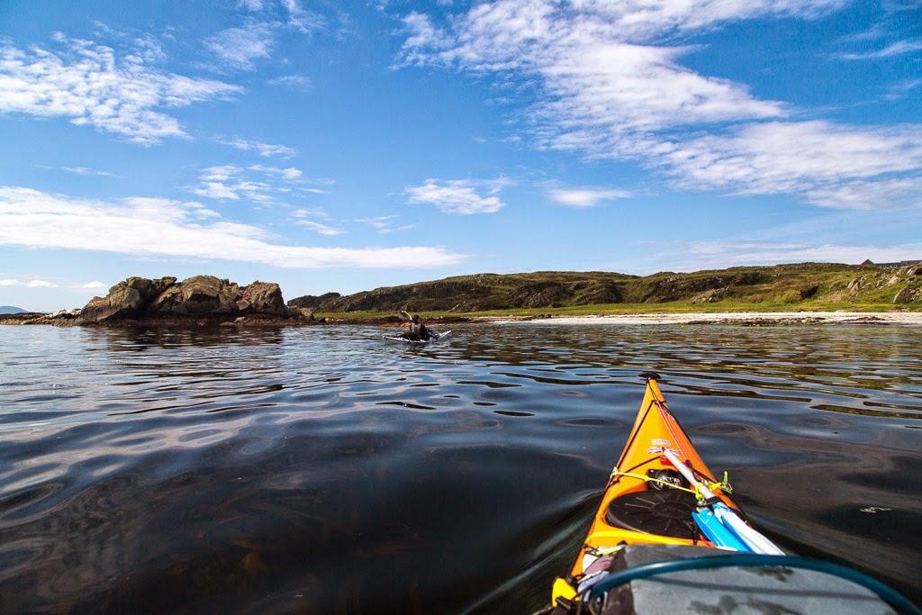 Sea kayaking with seakayakphoto.com: The power of kayak