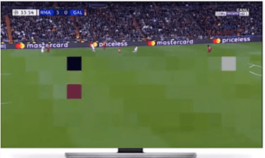 R. Madrid - GS Maçından Görüntü