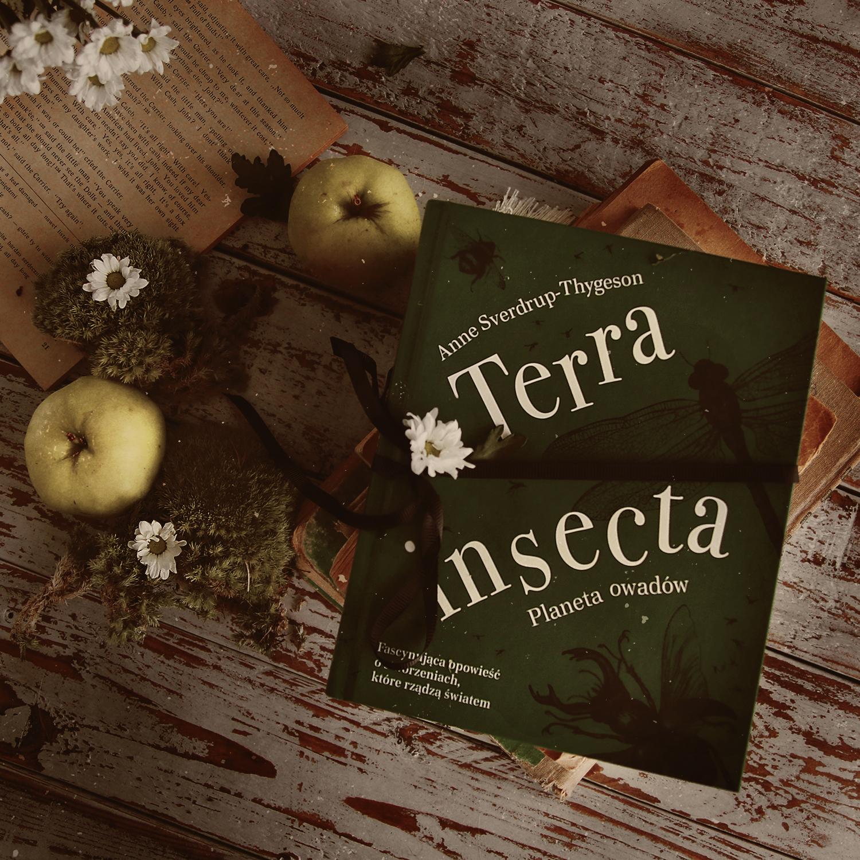 Terra insecta. Planeta owadów - Anne Sverdrup-Thygeson