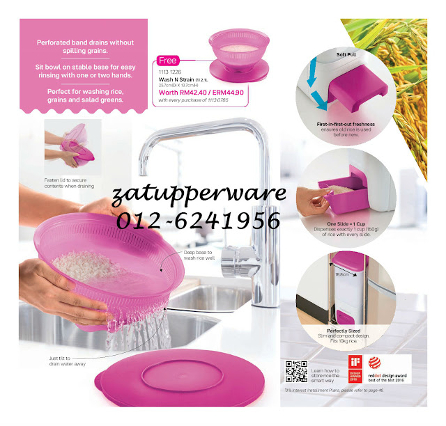 Tupperware Catalogue 1st April - 14th May 2017
