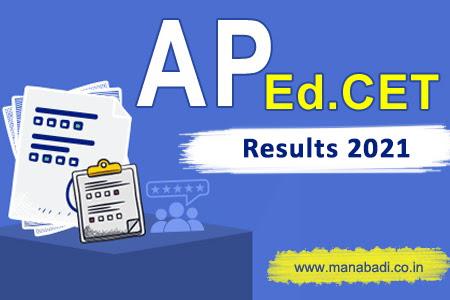 AP EdCET 2021