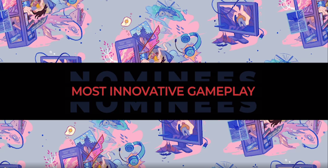 The Steam Awards 2020 Category - Most Innovative Gameplay