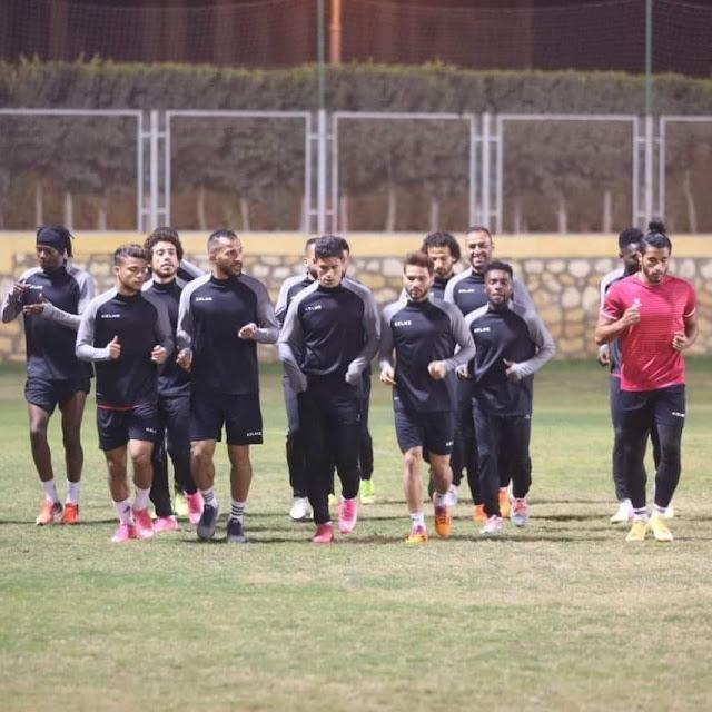 سلبية عينة لاعبي سيراميكا كليوباترا قبل مواجهة المقاولون العرب