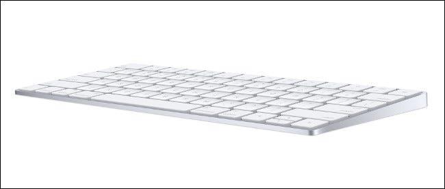 لوحة مفاتيح Apple Magic 2