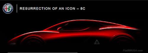 2019 Alfa Romeo 8C