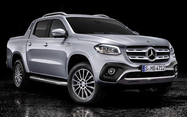 Mercedes-Benz Classe X será produzida na Argentina