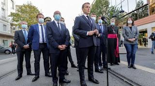 Dikecam Sejumlah Pimpinan Negara, Presiden Emmanuel Macron Sampaikan Tujuannya