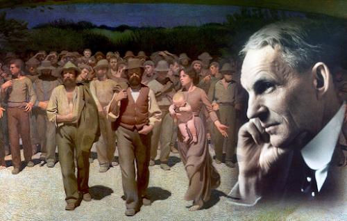 Lo que te han dicho sobre Henry Ford y los derechos laborales es falso