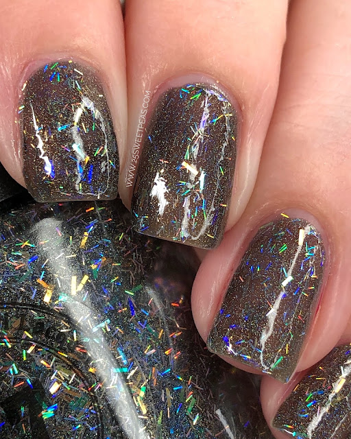 Seventy Seven Nail Lacquer Dirty Vegas 25 Sweetpeas