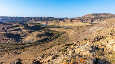 Boondocking in Rabbit Valley, CO - Day 2: Knowles Overlook