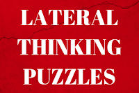 These lateral thinking puzzles will make you think out of the box