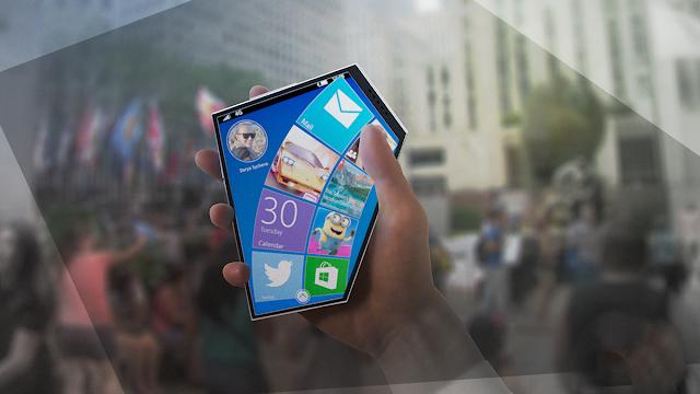 Nokia Prism Phone 2018 Concept
