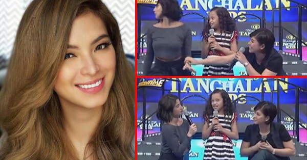 Angel Locsin Did This To Anne Curtis During Tawag Ng Tanghalan! Her ReactionWas Priceless!