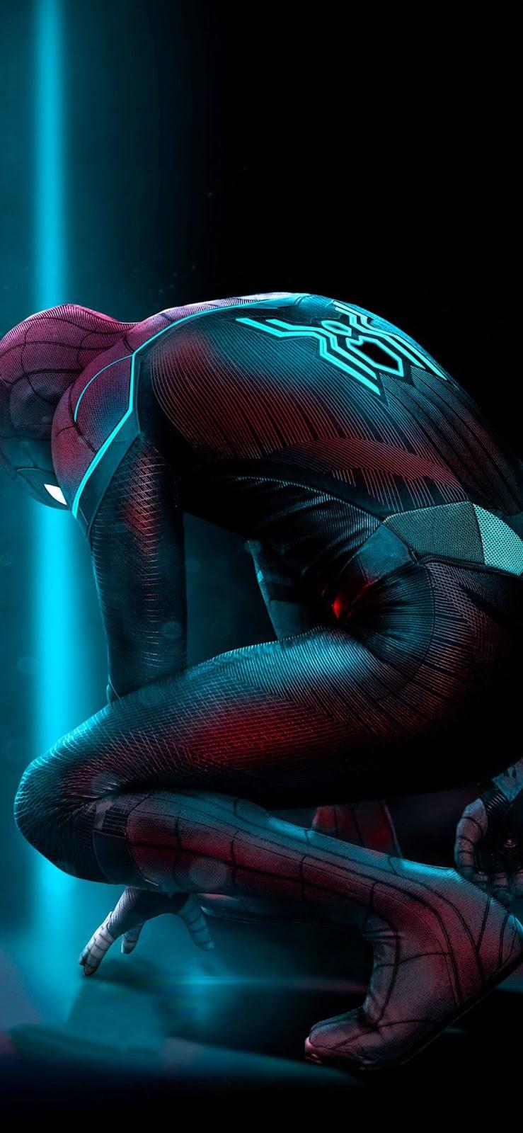Spiderman Marvel 4K