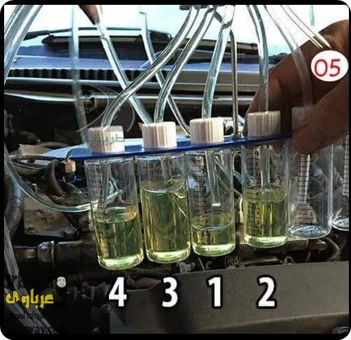 6- خلل في حساس الأكسجين
