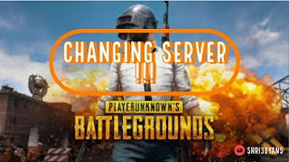 How To Change Server In Pubg Mobile