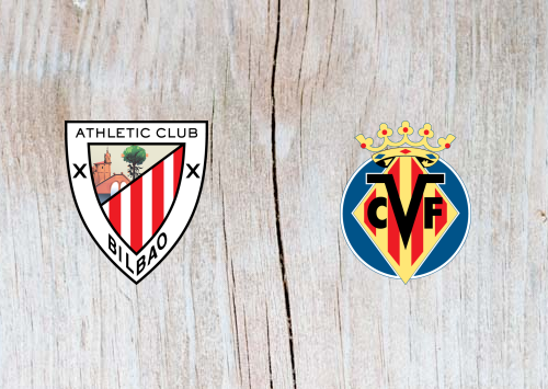 Athletic Bilbao vs Villarreal - Highlights 26 September 2018