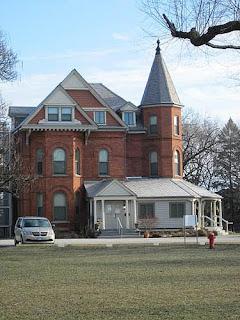 Cumberland House.