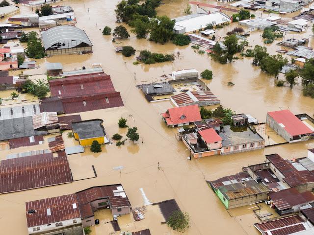 inundaciones huracan eta